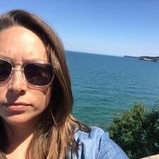 Trista - Uživatelský profil