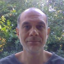 Perfil de usuario de Franck