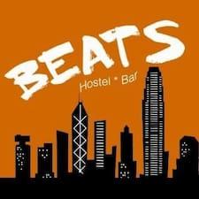 Perfil do utilizador de Beats Hostel