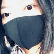 Perfil do utilizador de Mengjie