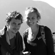 Nutzerprofil von Anaïs & Clément