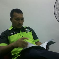 Rizal Hafiz Bin User Profile