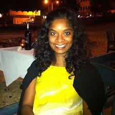Profil utilisateur de Pratibha