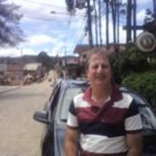 Henkilön Luís Paulo käyttäjäprofiili
