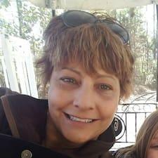 Cheryl felhasználói profilja