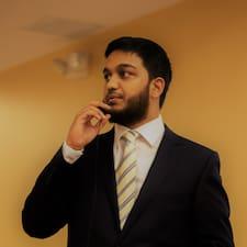 Shamsh User Profile