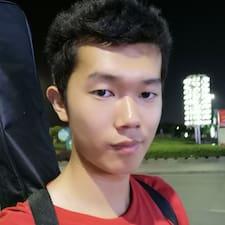 Användarprofil för 胡旺东
