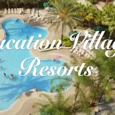 Användarprofil för Vacation Village