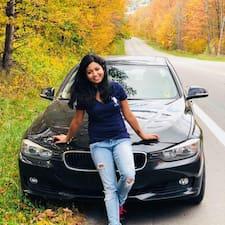 Profil korisnika Sharmishta