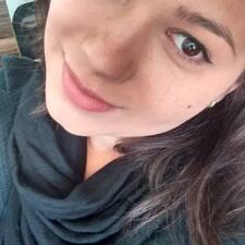 Profil utilisateur de Jéssica Dos Anjos