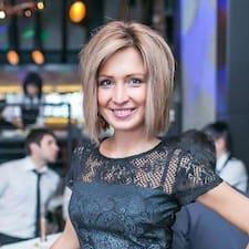 Henkilön Liudmila käyttäjäprofiili