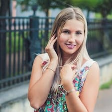 โพรไฟล์ผู้ใช้ Evgenia