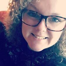 Katrine felhasználói profilja