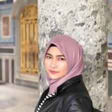 Profilo utente di Rasya