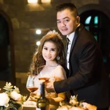 Truong Hoai felhasználói profilja