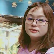 曉涵 felhasználói profilja