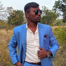 Prabhudev felhasználói profilja