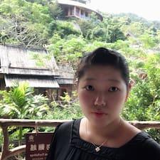 Yiqian felhasználói profilja