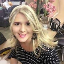 Mônica felhasználói profilja