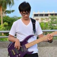 Jian-Rong User Profile