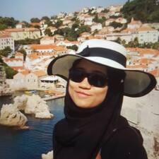 Profilo utente di Aliya