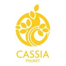 Profil utilisateur de Cassia