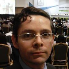 Rogelio felhasználói profilja