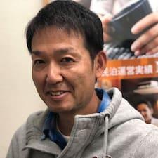 Perfil do usuário de Tsutomu