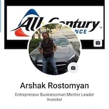 Arshak M. User Profile