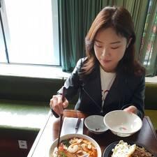 Perfil de l'usuari Jiyeon
