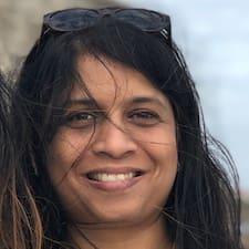 Maadhavi - Uživatelský profil
