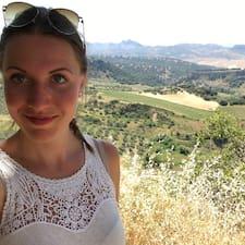 Profil utilisateur de Franziska