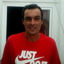 Profil Pengguna Antonio Jose