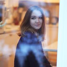 Anastasiaさんのプロフィール