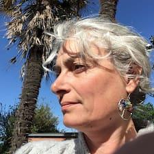 Maud felhasználói profilja