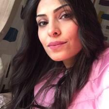 Perfil do utilizador de Amal