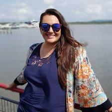 Flávia Marys - Uživatelský profil