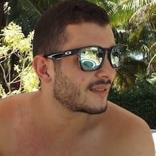 โพรไฟล์ผู้ใช้ Filipe
