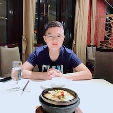 王 - Uživatelský profil