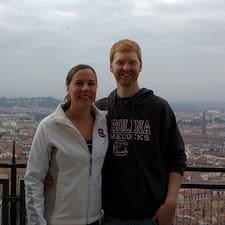 Becky & Eric felhasználói profilja
