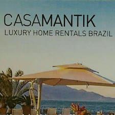 Profil utilisateur de Casa Mantik