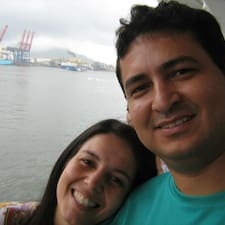 Profil utilisateur de Viviam E Márcio