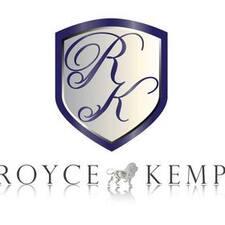 Royce felhasználói profilja