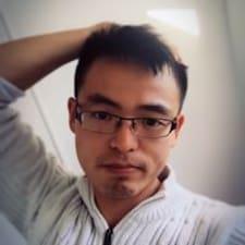 Henkilön Zhen käyttäjäprofiili