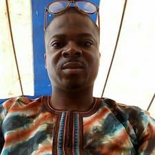Henkilön Gbadamosi käyttäjäprofiili