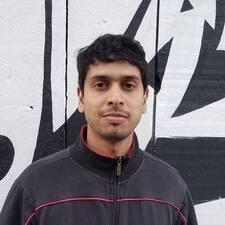 Användarprofil för Sanjay Kumar