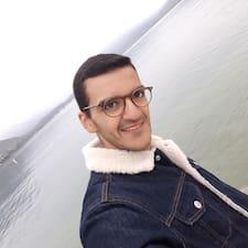 Profil utilisateur de Iyed