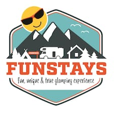 Fun-Stays User Profile