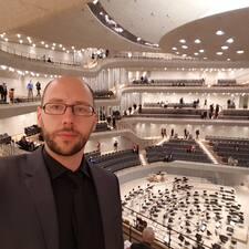 Matthäus的用戶個人資料