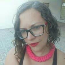 Gebruikersprofiel Ana Paula
